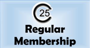 Regular / Full Membership